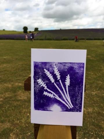 Lavender proves ever-inspiring