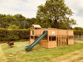 The Fortress Playarea!